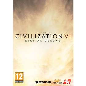 Civilization VI - Digital Deluxe (Mac)