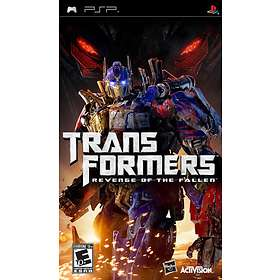 Transformers: Revenge of the Fallen (PSP)