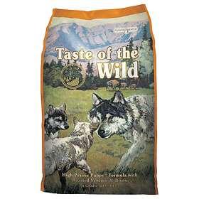 Taste of the Wild Canine High Prairie Puppy 6kg