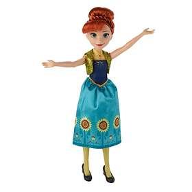 Disney Frozen Classic Frozen Fever Fashion Anna Doll B5166
