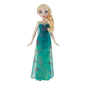 Disney Frozen Classic Frozen Fever Fashion Elsa Doll B5165