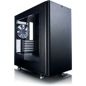 Fractal Design Define Mini C (Svart/Transparent)