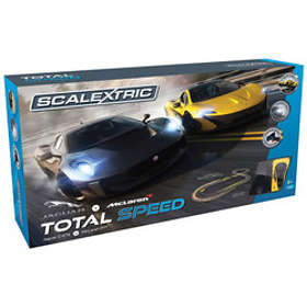 Scalextric Total Speed Set ASDA Exclusive C1370