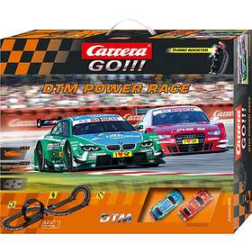 Carrera Toys Go!!! DTM Power Race (62389)