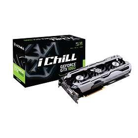 Inno3D GeForce GTX 1070 iChill Black HDMI 3xDP 8GB