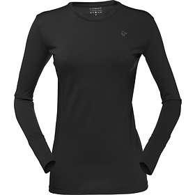 Norrøna Wool Round Neck LS Shirt (Naisten)