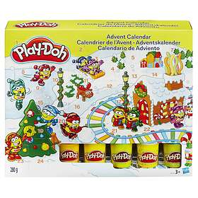 Play-Doh Adventskalender 2016