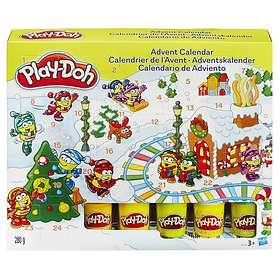 Play-Doh Advent Calendar 2016