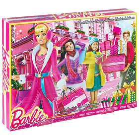 Barbie Advent Calendar 2015