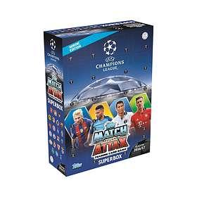 Topps Match Attax UEFA Champions League Julekalender 2016