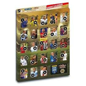 Panini Adrenalyn XL FIFA 365 Julekalender 2016