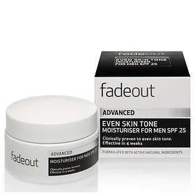 Fade Out Men Extra Care Brightening Moisturizer SPF25 50ml