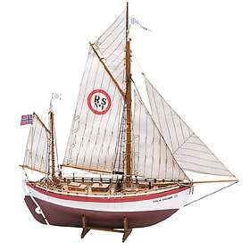 Billing Boats Colin Archer Sailing Lifeboat Kit