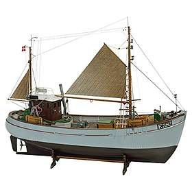 Billing Boats Mary Ann Fishing Cutter Kit
