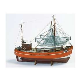 Billing Boats Cux 87 Krabbenkutter Kit