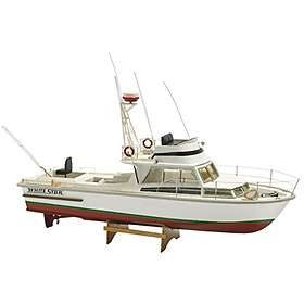 Billing Boats White Star Motor Boat Kit