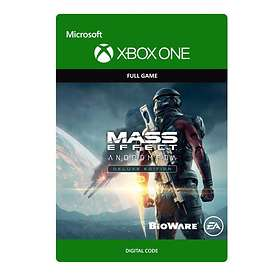 Mass Effect: Andromeda - Deluxe Edition (Xbox One)