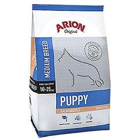Arion Petfood Dog Puppy Medium Salmon & Rice 1kg