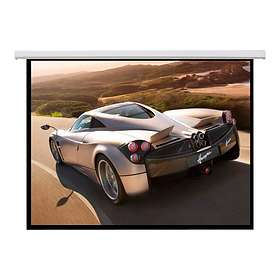 "Europsonic Motorised White 16:9 135"" (300x165)"