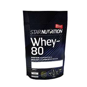 star nutrition whey 80 smak