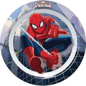 Maki Disney Spiderman Melamin Tallrik Ø22cm