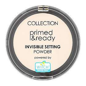 Collection Powered By Witch Primed & Ready Invisible Setting Powder