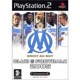 Club Football 2005: Olympique de Marseille (PS2)
