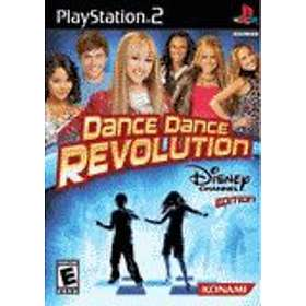 Dance Dance Revolution: Disney Channel Edition (PS2)