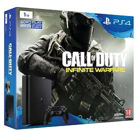 Sony PlayStation 4 Slim 1TB (incl. Call of Duty: Infinite Warfare)
