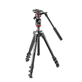Manfrotto BeFree Live Aluminium + Video Head
