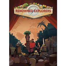 Renowned Explorers: International Society (PC)