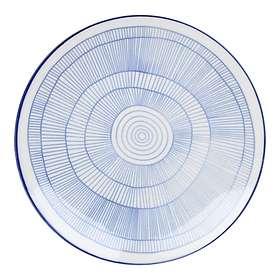 Strömshaga Tullie Cirkel Assiett Ø21,5cm