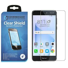 Coverd Clear Shield Screen Protector for Honor 8