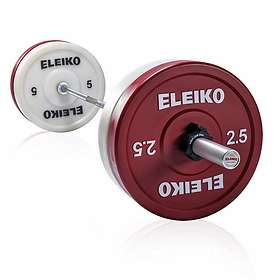 Eleiko Powerlifting Technique Set 25kg