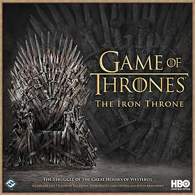 A Game of Thrones: The Iron Throne