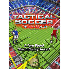 Tactical Soccer: The New Season (PC)