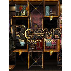 Rooms: The Unsolvable Puzzle