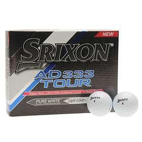 Srixon AD333 Tour 2015/2016 (12 bollar)