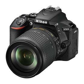 Nikon D5600 + 18-105/3.5-5.6 VR