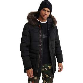 67d7b6407bf Superdry Chinook Parka Jacket (Men's)