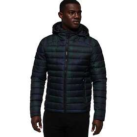 Superdry Double Zip Tweed Fuji Jacket (Herr)