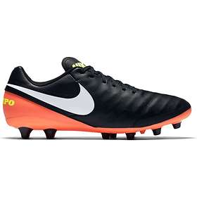 591f4f645b897 Find the best price on Nike Tiempo Genio II Leather AG-Pro (Men s ...