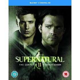 Supernatural - Season 11 (UK)