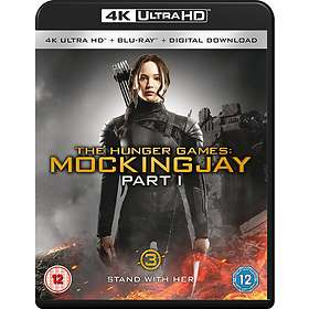 The Hunger Games: Mockingjay - Part 1 (UHD+BD)