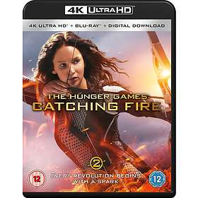 The Hunger Games: Cathing Fire (UHD+BD)