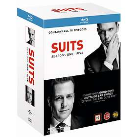 Suits - Säsong 1-5