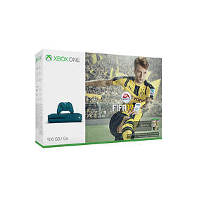 Microsoft Xbox One S 500GB (incl. FIFA 17) - Special Edition