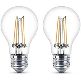 Philips LED Bulb 806lm 2700K E27 6W Best Price | Compare deals at