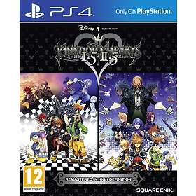 Kingdom Hearts HD I.5 + II.5 Remix (PS4)