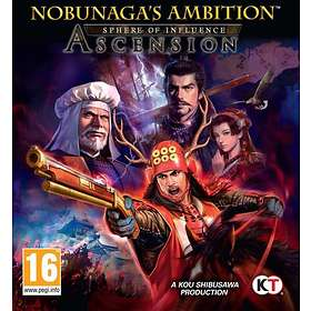 Nobunaga's Ambition: Sphere of Influence - Ascension (PC)